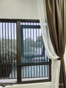 Lắp Đặt Cửa Lưới Chống Muỗi Cho Chị Hải – Lê Quang Đạo
