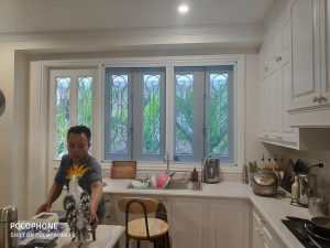 Công Trình Thi Công Cửa Lưới Chống Muỗi Cho Anh Hà – Garden Hà Nội City